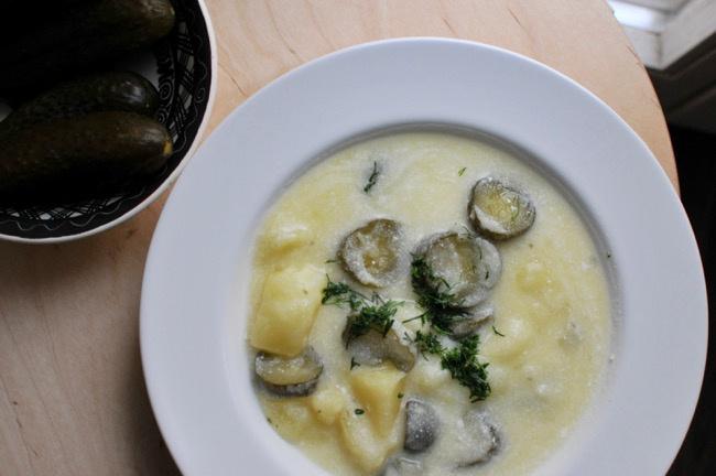 kovászos-uborkás-krumplifőzelék - 1