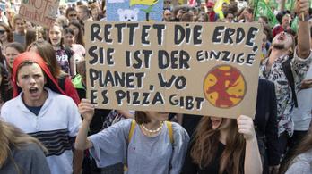 A németek az éghajlat és a környezet védelmét tartják a legfontosabb problémának
