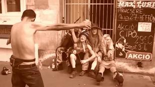 Az megvan, hogy 2012-ben a Rednex utcárahugyozós videót forgatott Pesten?