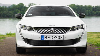 Peugeot 508 SW GT 2,0 Blue Hdi – 2019.