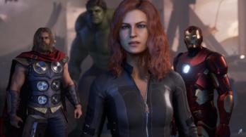 Végre részleteket is megtudhattunk az Avengers-játékról