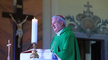 Kiss-Rigó László püspök Washingtonban misézett, ahol a liberális demokrácia veszélyeit ecsetelte