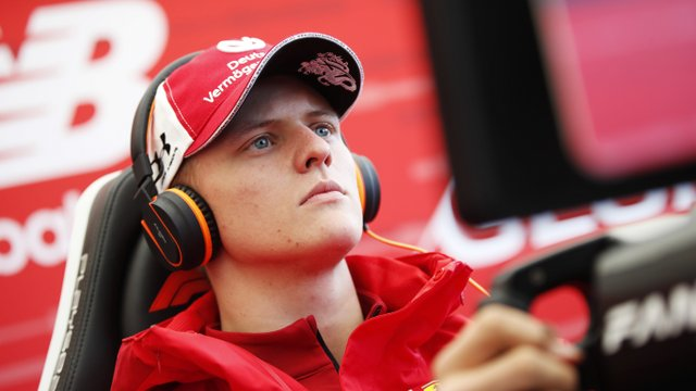 Nem tudja Mick Schumacher, mikor léphet fel a Forma-1-be