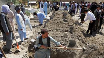 Nyolcvanra nőtt az afgán esküvői robbantás áldozatainak száma