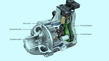 Villanymotorral támogatott kompresszoros hajtáson dolgozik a BMW