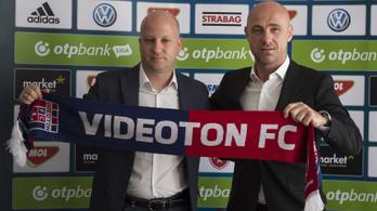 Sportigazgatója szerint a Bundesligában is megállná a helyét a Vaduz ellen kieső Fehérvár
