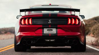 Nem jön Európába a legerősebb Mustang