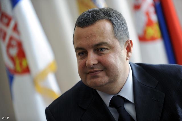 Ivica Dačić, a mérleg nyelve