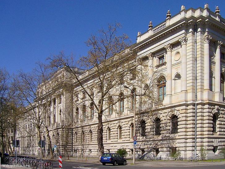 Lipcsei Egyetemi Könyvtár