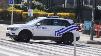 Halálra gázolták a brüsszeli rendőrök az előlük menekülő fiatalt