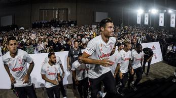 Korábban kezdődő meccsekkel törne be a Juventus az ázsiai piacra