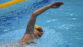 Berecz Blanka nagy hajrával vb-ezüstérmes