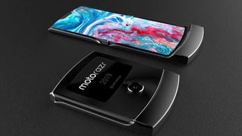 Decemberben visszatérhet a Motorola Razr