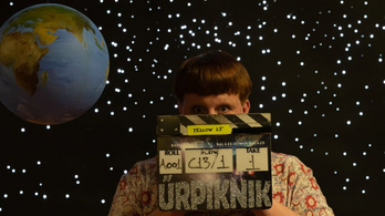 Sci-fi vígjátékban tér vissza a mozivászonra Zalatnay Sarolta