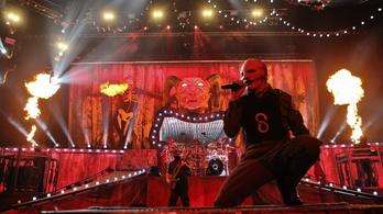 Újra Magyarországra jön a Slipknot