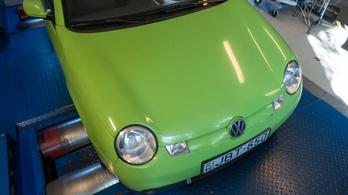 Totalcar Erőmérő: Volkswagen Lupo 3L – 2000.