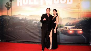 Apa lesz Quentin Tarantino