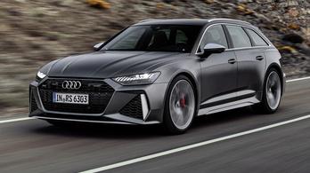 Megújul az Audi szupersport-kombija