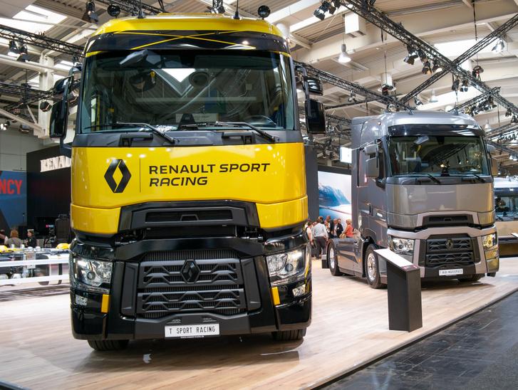 A Renault mindenféle név helyett ma már csak egy betűvel jelöli a típuscsaládjait: a T a távolsági csapásmérő