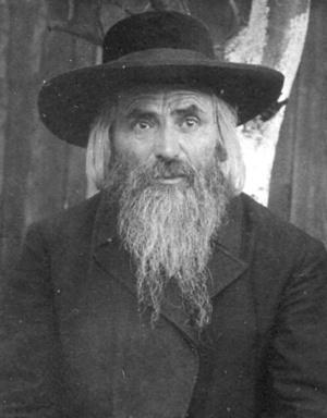 Vorhand Mózes ortodox főrabbi