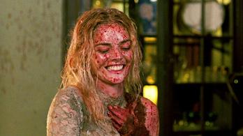 Óvakodj a vérben úszó menyasszonytól
