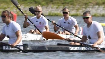 Kozák Danutáék párosát kizárták a szegedi világbajnokságon
