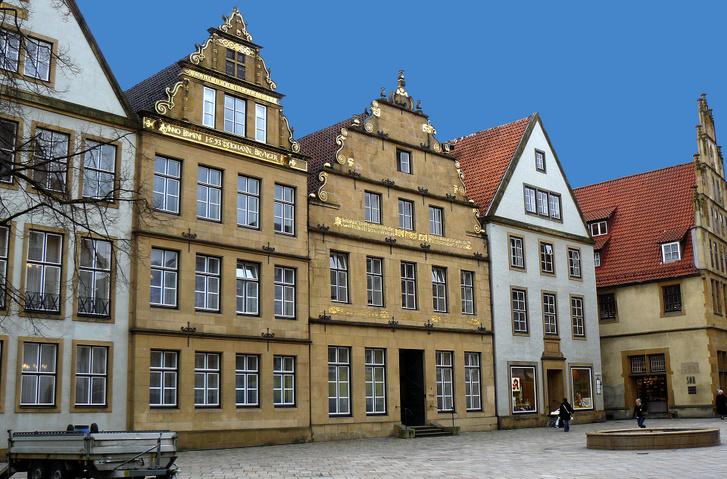 Alter Marktplatz Bielefeld