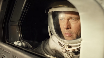 Lélegzetelállítóan látványos lesz Brad Pitt űrküldetése