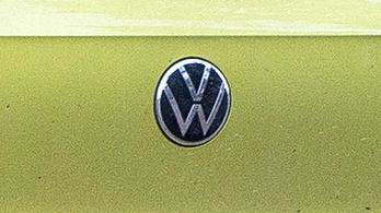 Jelvényt vált a Volkswagen