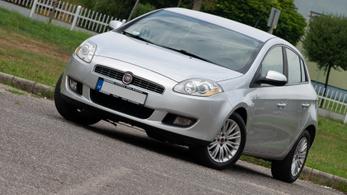 Használtteszt: Fiat Bravo 1.4 16V – 2009.