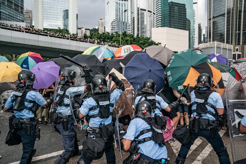 Hongkong lesz az új Tienanmen tér?