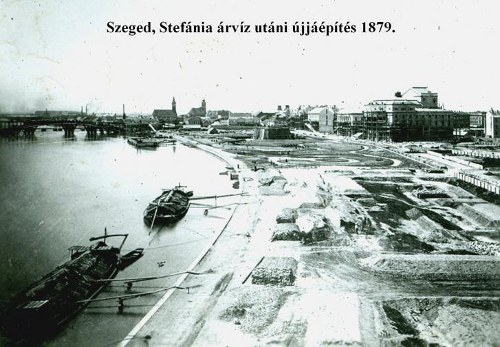 Épül a város új vízparti korzója, a Stefánia
