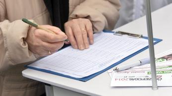 Szombaton indulhat az aláírásgyűjtés az önkormányzati választásra