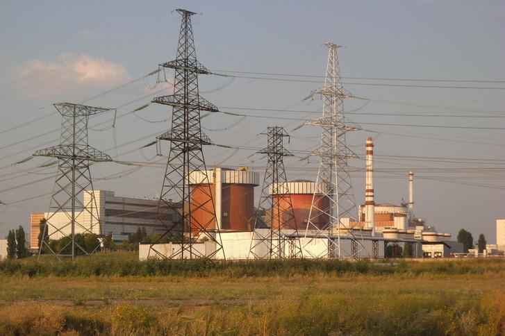 A Dél-ukrajnai Atomerőmű