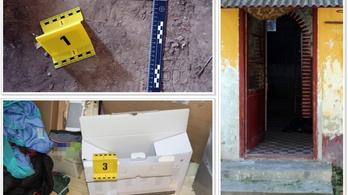 Végrehajtandó börtönt kérnek a férfire, aki sógora cipőjét viselve lopott egy lakatlan házból