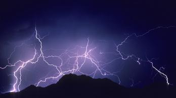 A világ legnagyobb villáma hosszabb volt, mint egész Magyarország széltében