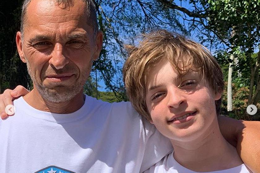 Palik Vilmos 2019 nyarán ünnepelte 13. születésnapját, magasságban pedig hamarosan édesapját is utoléri.