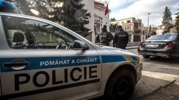 Őrizetbe vették a cseh hírszerzés korábbi vezetőjét