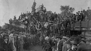 Az ember, aki 146 vonatot küldött a halálba mások szórakoztatására