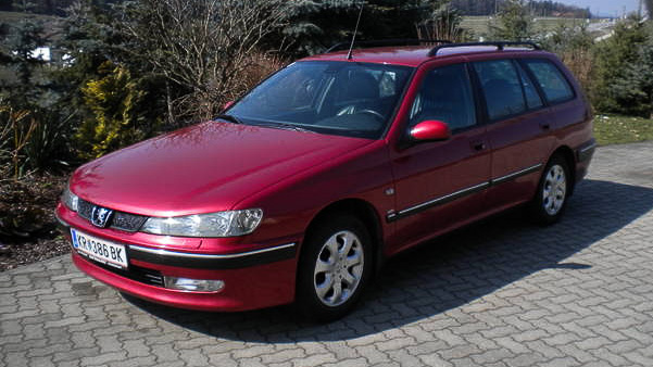 Ez a Peugeot 406-es volt életem tévedése