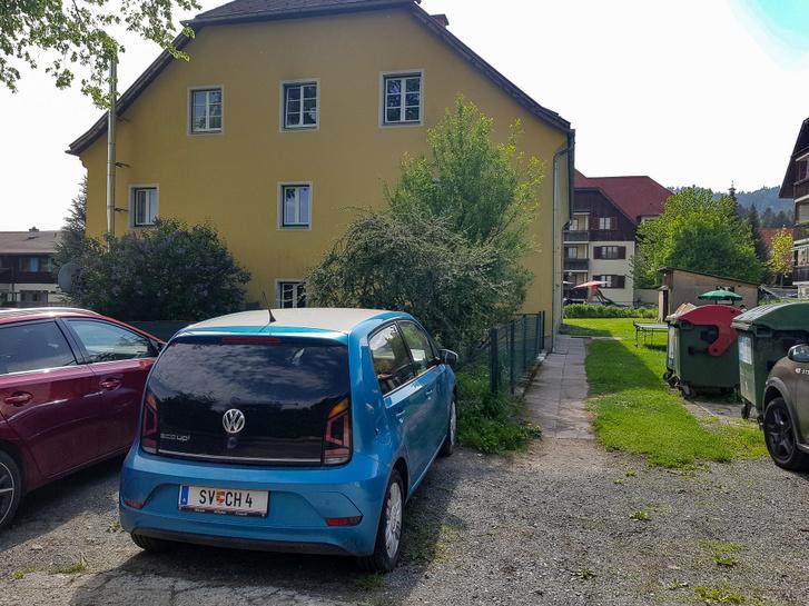 Itt sajnos nem volt mód elektromos autót tölteni