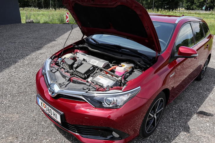 A természetet nem érdekli igazán semmi ebből az autóból a gyártástól a megsemmisítésig kibocsátott káros anyagok mennyiségén kívül