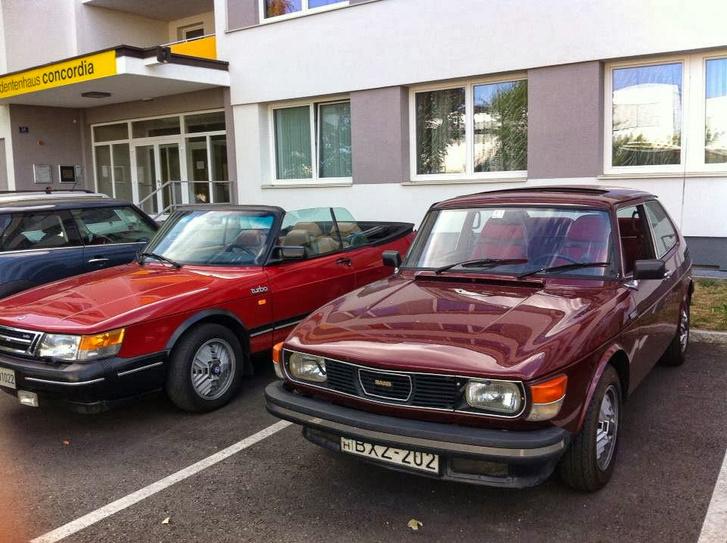 8 évig volt a kedvenc benzinesem ez a Saab 99 Turbo