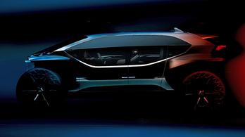 Audi AI:Trail: a jövő maga?