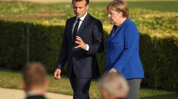 Merkel és Macron erőteljes fellépést kér a brazil erdőtüzek ellen