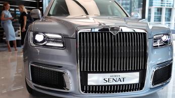 Most már Ön is megveheti Putyin elnöki limuzinját