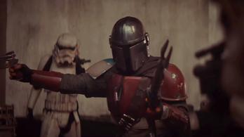 Az első élőszereplős Star Wars-sorozat elég magasra teszi a lécet