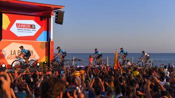 A Vuelta-győzelemmel lehet teljes a dél-amerikai bringások tarolása