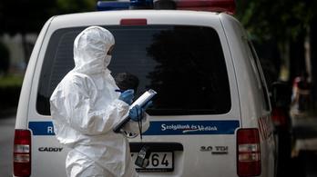 Fegyelmi indul a rendőrségen a rózsadombi mészárlás kapcsán