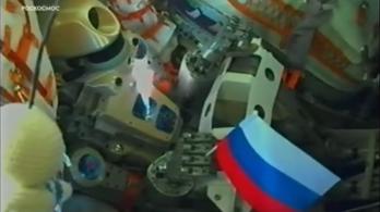 Nem tudott dokkolni az űrterminátor